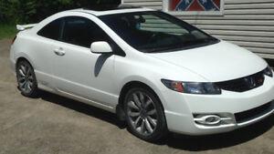 2010 Honda Civic si Coupe (2 door)