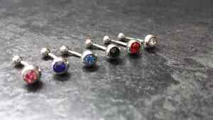 Stainless Steel Belly Button Rings