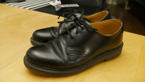 DOC MARTENS 1461PW BLACK