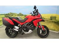 Ducati Multistrada 1200 S Touring**4425 MILES, 1 FORMER OWNER, PANNIERS**