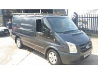 2009 / 59 PLATE Ford Transit 2.2 TDCi 260 S LIMITED Low Roof Panel Van 5dr (SWB)