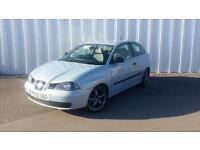 Seat Ibiza 1.2i - Nice 3 Door Hatchback - Very Economical - Recent New Clutch