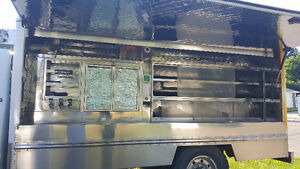 Catering Truck -1997 Chevrolet 3500