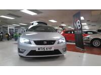 2015 SEAT LEON 1.4 TSI ACT 150 FR [Technology Pack] LEATHER SPORT SEATS