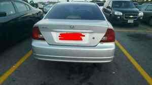 2002 Honda Civic Si Coupe (2 door)
