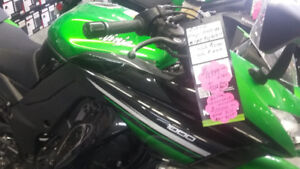 New 2016 Ninja 1000 ABS only $10,999.00