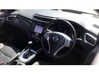 2015 Nissan Qashqai 1.2 DiG-T Tekna (Non-Panoramic Automatic Petrol Hatchback