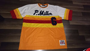 LIMITED EDITION P. MILLER JERSEY!!! London Ontario image 1