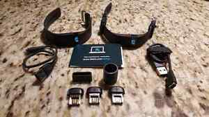 Fitbit charge Hr (small and large) used condition