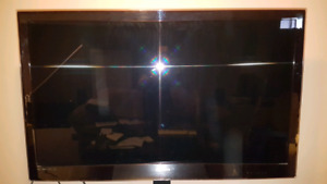 55 inch LED TV 1080p Samsung