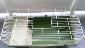 NEW GREEN CAGE FOR SALE