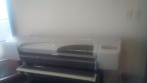 HP Designjet 500 Plotter