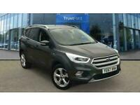 2017 Ford Kuga 1.5 EcoBoost Titanium X 5dr 2WD- with Satellite Navigation & Powe