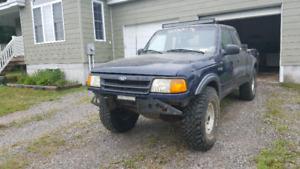 1993 Ford Ranger XL V6 4.0 4x4 manuelle