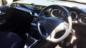 2012 Citroen DS3 1.6 THP 16V 155 DSport 3dr Manual Petrol Hatchback