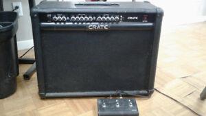 Ampli Crate GT212 - 220$nego