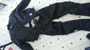 teknic motorcycle suit in like new condition