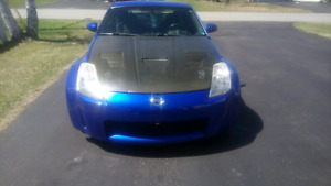 2005 Nissan 350z in top shape. No trades