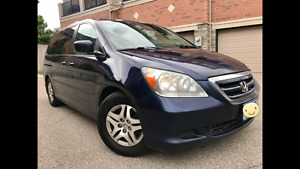 2007 Honda Odyssey EXL Full Loaded Mint Condition Minivan, Van