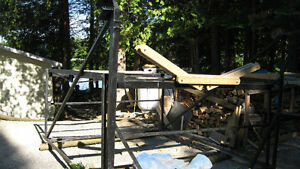 NEED GONE NOW!! CANTILEVER BOAT LIFT IN BUCKHORN 519-535-2253 Kawartha Lakes Peterborough Area image 4