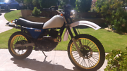 Dr250 vmx, vinduro, vintage, registered Wollongong Wollongong Area Preview
