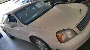 2002 Caddilac Deville Sedan fully loaded priced to sell