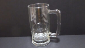 32 OUNCE (1000ml) EXTRA LARGE GLASS BEER STEIN - MINT