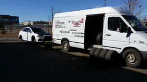 MOBILE SERVICES AT YOUR PLACE, TIRES CHANGE, BALANCE,REPAIR