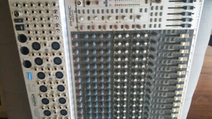 PHONIC MR2443 Mixing Board, Console