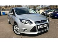 2014 Ford Focus 1.0 EcoBoost Zetec 5dr Manual Petrol Hatchback