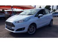 2013 Ford Fiesta 1.25 82 Zetec 5dr Manual Petrol Hatchback