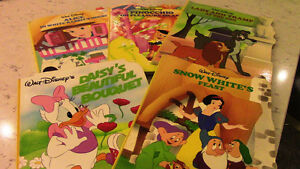 Walt Disney Big Board Books 5 for $20