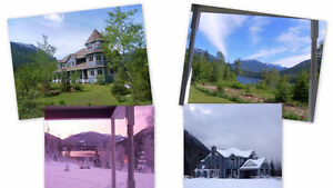 51 Acres,8bd/9 1/2bth, Country Victorian Revelstoke British Columbia image 1