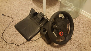 Joystick or Racing Wheel or Both