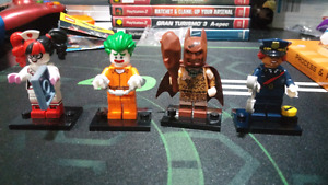 Lego batman and series 16 figures for trade
