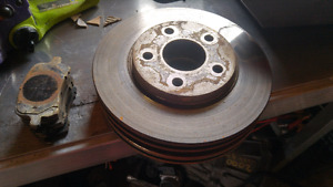 Pads and rotors for 2005 chev malibu