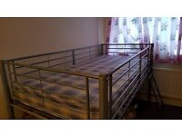Mid sleeper bed - midsleeper childrens bed bunk less than 12 months old - £65 ono