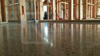 Residential and Commercial Floor Polishing and Epoxy