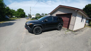 2018 Jeep Cherokee Trail Hawk