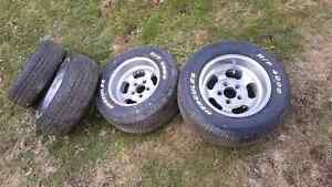 Ford/dodge rims