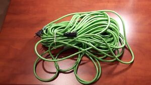 WOODS Outdoor Extension Cord 90 Feet / 28 M
