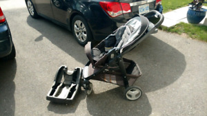 Stroller/Carseat Base