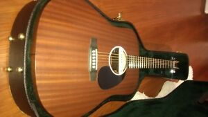 Martin DRS 1 with L.R.Baggs Passive pickup