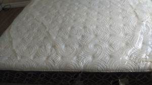 King Size Mattress, Box-Spring and other furniture
