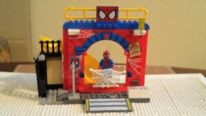 Lego Spiderman Set For Christmas