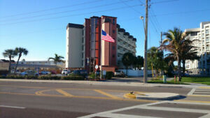Beachfront Condo (Week Rental) Treasure Island, Florida