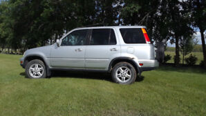 NOT SATISFIED FULLY LOADED 2000  Honda CR-V Sport 4CYL /AWD