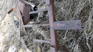 Bale Hauler Attachment for Front-End-Loader - $60 Takes It obo