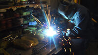 Welding, Machining & Stamping services