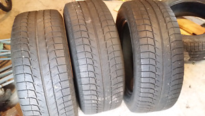 4 great michelin latatude 255 55r18s like brand new use